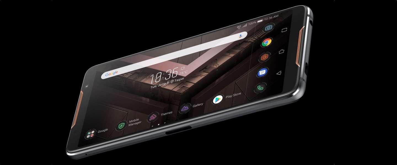 De Asus ROG: gaming smartphone met 90 Hz scherm, koeling en meer