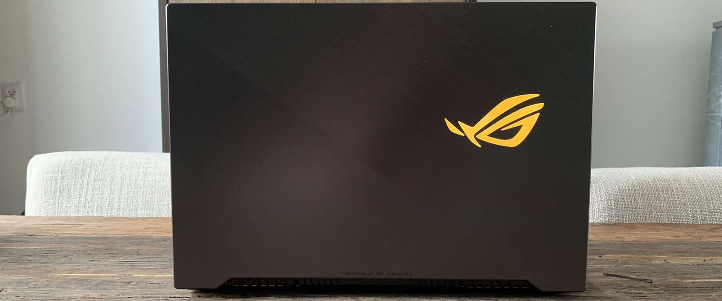 De ROG Strix SCAR II van Asus is een musthave gaminglaptop