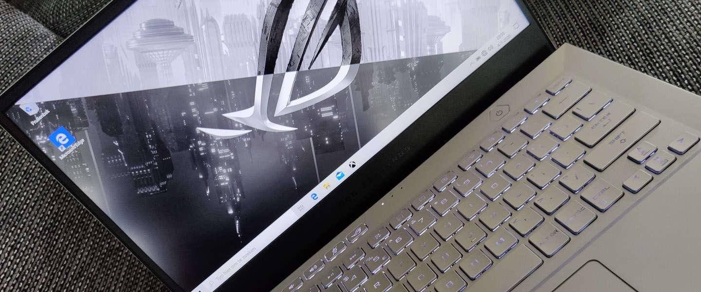 Asus ROG Zephyrus G14: de elegante gaming laptop bestaat
