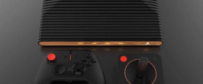 De Ataribox krijgt een officiële naam en controller