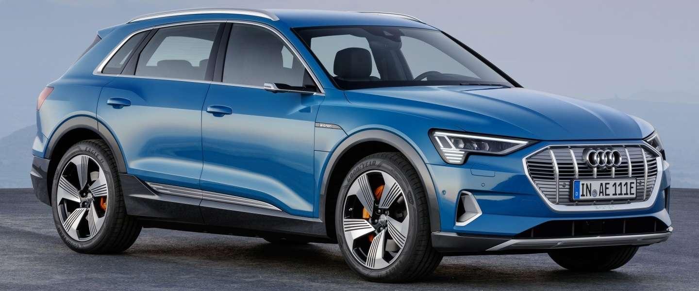Audi's e-tron: elektrische SUV voor de toekomst