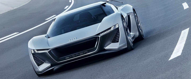 Audi PB18 e-tron: de sportwagen van de toekomst