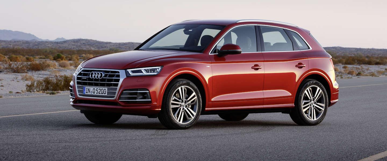 Dit is de nieuwe Audi Q5