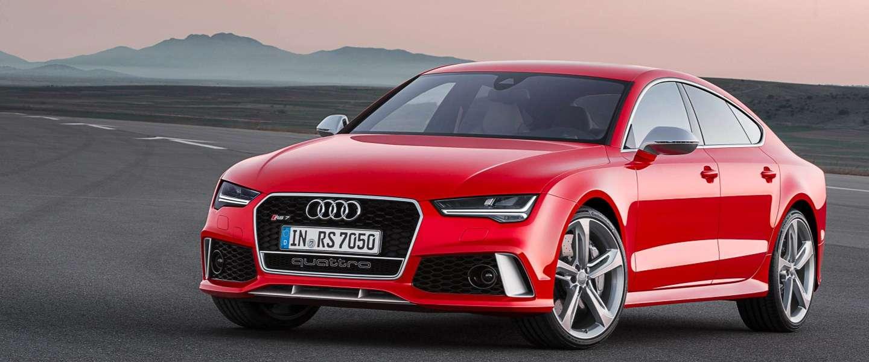 Audi presenteert 's werelds snelste zelfrijdende auto op het circuit van Hockenheim