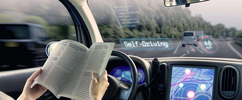 De auto van de toekomst; momentum komt in zicht