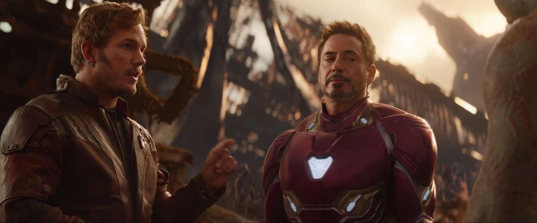 This Lebron James Avengers Infinity War Trailer Is: De Nieuwe Avengers: Infinity War Trailer Is Er