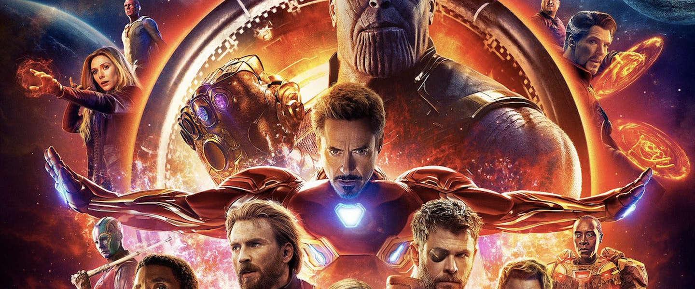 17 Minuten Video Voor Iedereen Die Avengers Infinity War Wil Gaan