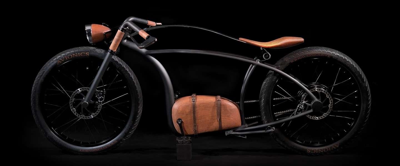De Avionics V1 is wel een héél gave elektrische fiets