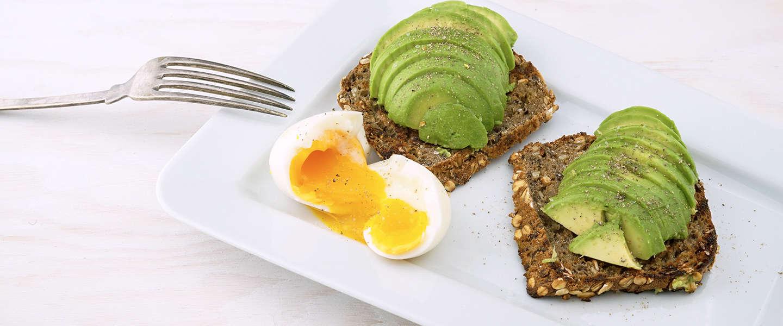 7 x voeding die je productiever maakt