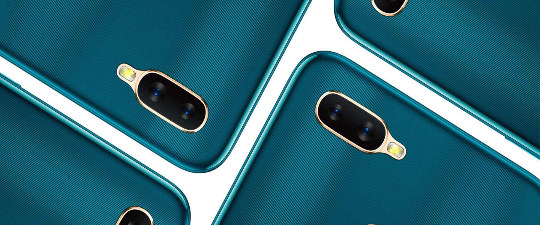 Oppo brengt nieuwe AX7 Smartphone uit