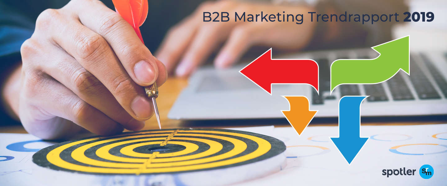 B2B Marketing Trendrapport 2019: How to score more Marketing Qualified Leads?