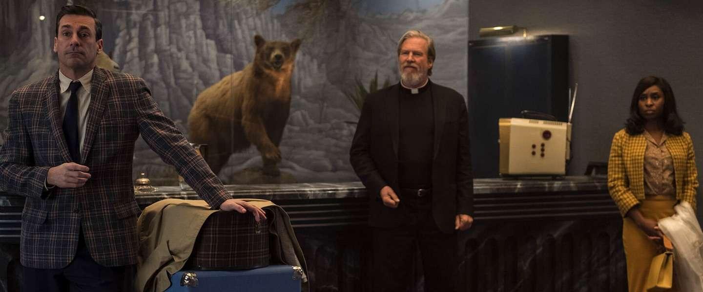 Bad Times at the El Royale: The Dude, Thor en Don Draper in één hotel