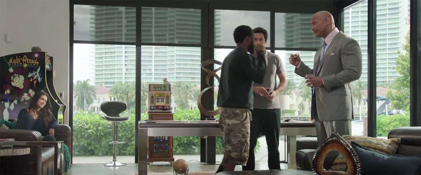 "Facebook streamt eerste aflevering HBO series ""Ballers"" en ""The Brink"""