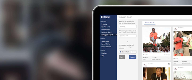 Facebook Signal is het nieuwe Facebook platform voor journalisten