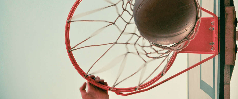 Een potje basketball met Facebook Messenger