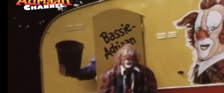 Nog niet eerder uitgezonden aflevering van Bassie & Adriaan op YouTube