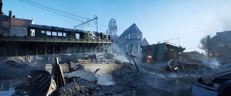 Video: Battlefield V maps liggen letterlijk dicht bij huis