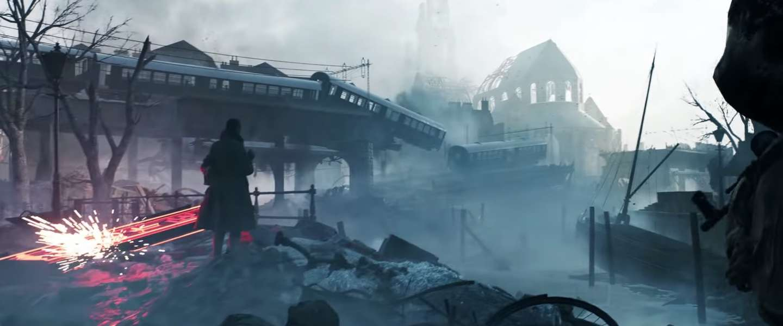 Rotterdam staat centraal in nieuwe Battlefield V trailer