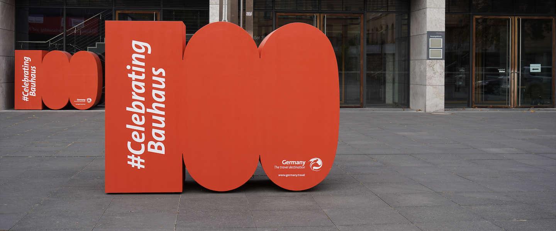 100 jaar Bauhaus: jubileum voor Duitse kunst en architectuur