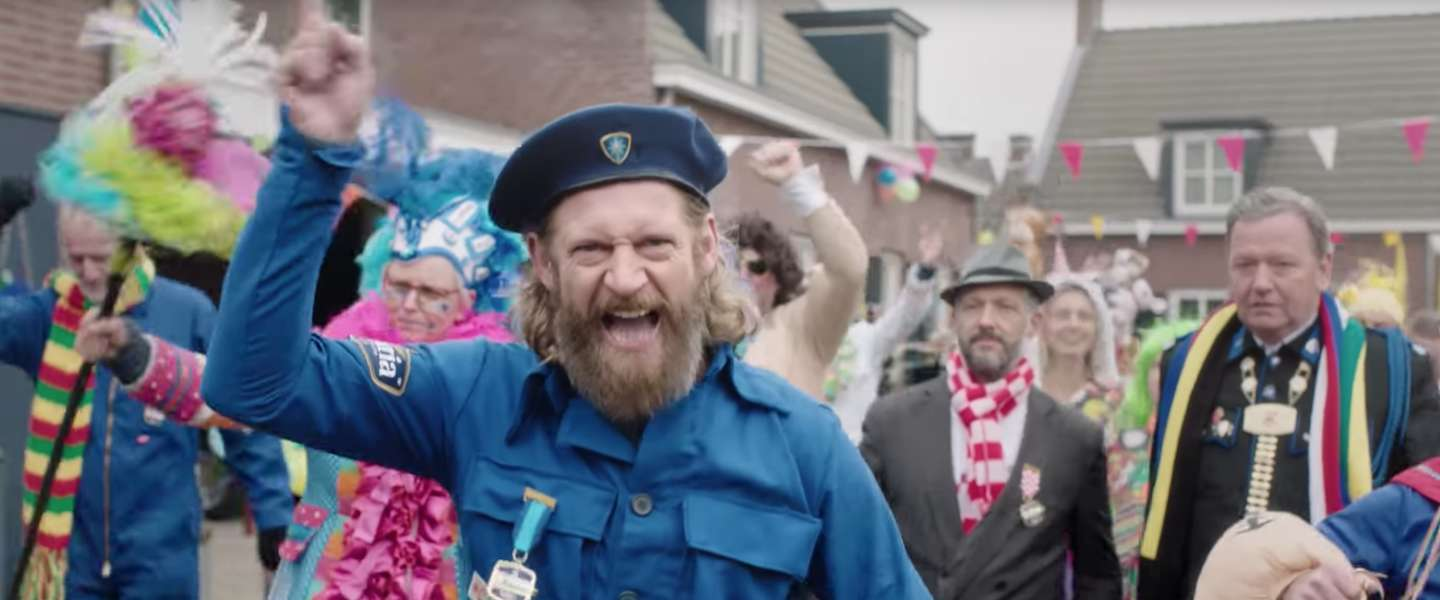 Bavaria wint nu al de marketing award van 2018!