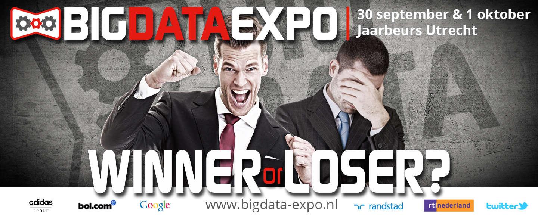 Werken met Big Data, ben jij een winnaar of een loser?