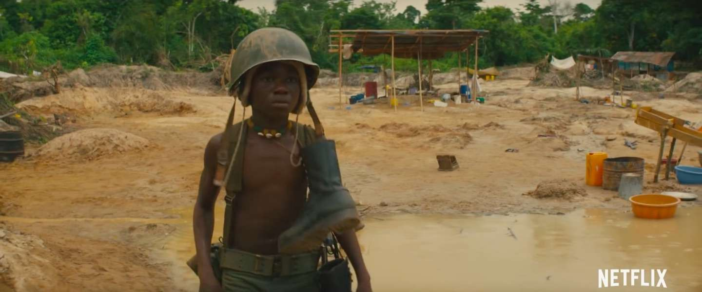 Netflix presenteert eerste film 'Beasts of no Nation'