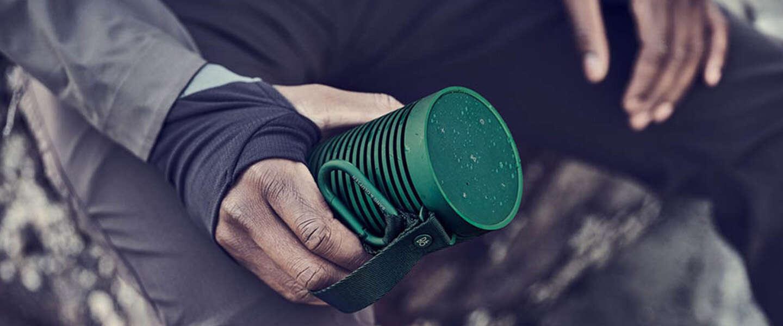 Bang en Olufsen komt met on-the-go-speaker Beosound Explore
