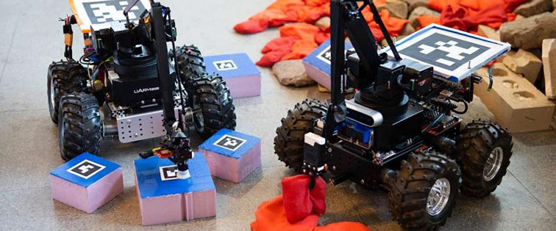 Bevers zijn de inspiratiebron voor deze robots