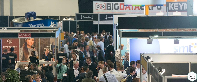 Big Data Expo, dé tweedaagse vakbeurs voor big data oplossingen