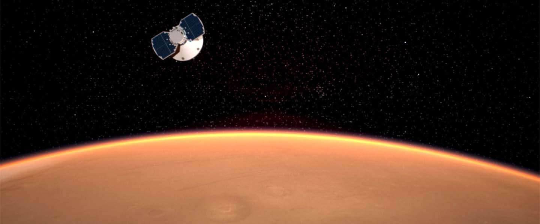 Ook InSight is nu op Mars en deelt eerste foto