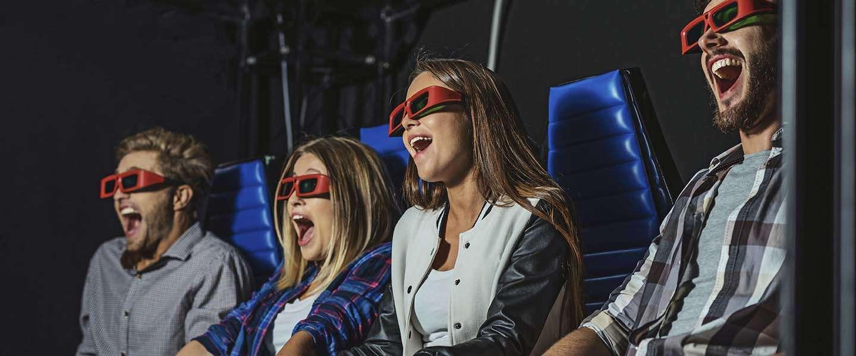Bioscoop bezoek neemt nog toe ondanks het Netflix-effect