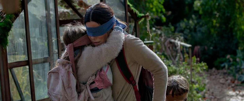 Recordaantal kijkers voor Netflix film Bird Box