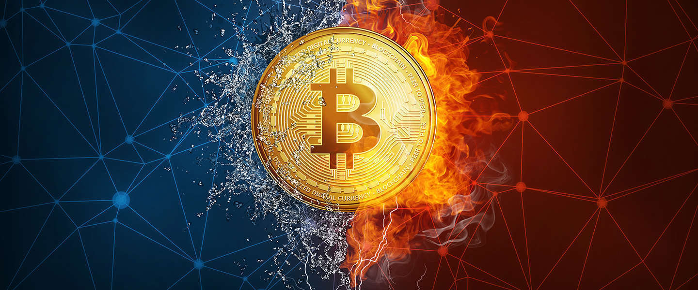 Duitse politie neemt miljoenen aan bitcoin in beslag