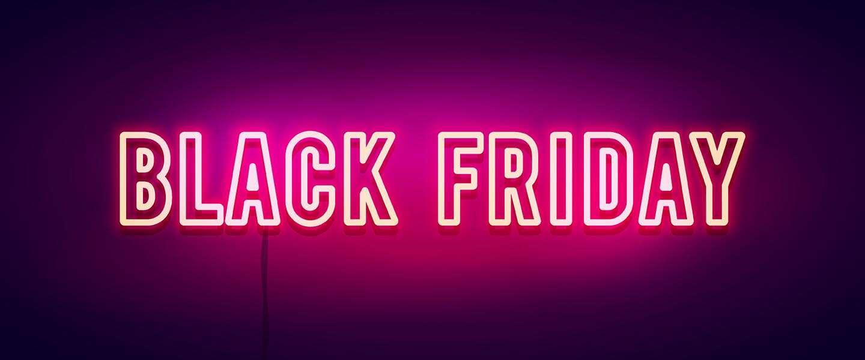 Black Friday Deals: een overzicht van de leukste tech, gadgets & producten