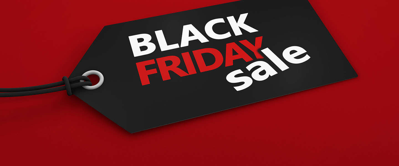 Ook Black Friday bij Dutchcowboys Deals!
