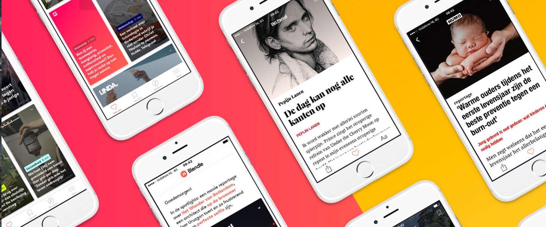 Blendle lanceert Netflix-achtige abonnementsdienst voor artikelen