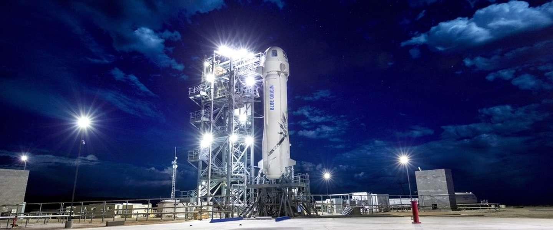 Amazon's Jeff Bezos wil een kolonie op de maan gaan bouwen