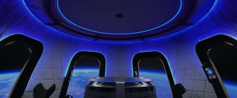 Blue Origin start ticketverkoop voor ruimtereisjes van elf minuten