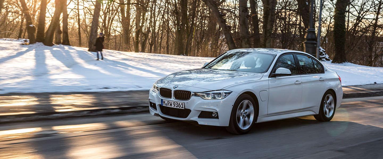 BMW 330e: Plug-in prijspakker
