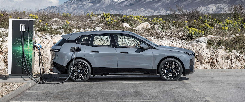 Sports Activity Vehicle concept BMW iX wordt werkelijkheid