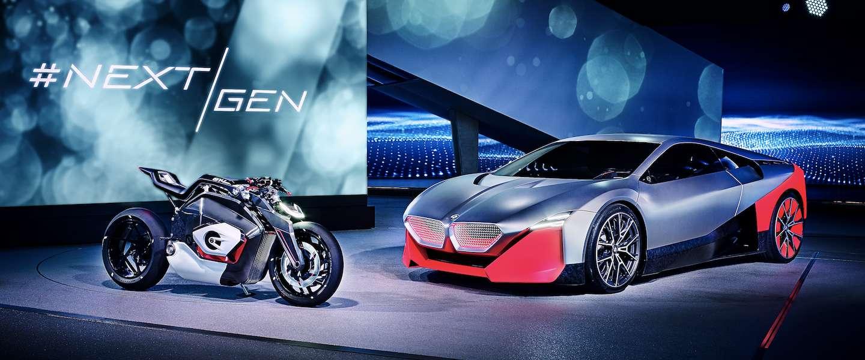 BMW voert tempo op met uitrol van e-mobiliteit plannen