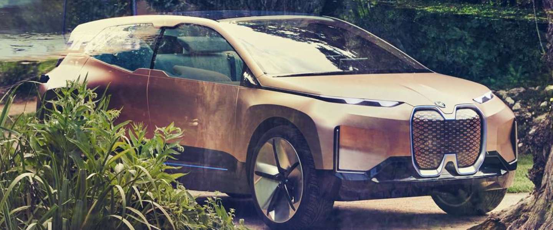 Dit is BMW's Vision iNEXT concept SUV voor 2021