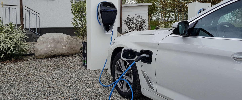Chargie: een Airbnb-model voor elektrische voertuigen