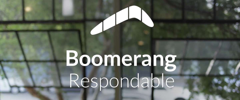 Waarom mailen mensen niet terug? Boomerang weet raad