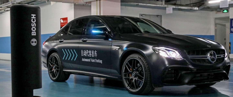 Bosch en Daimler maken autonoom parkeren mogelijk