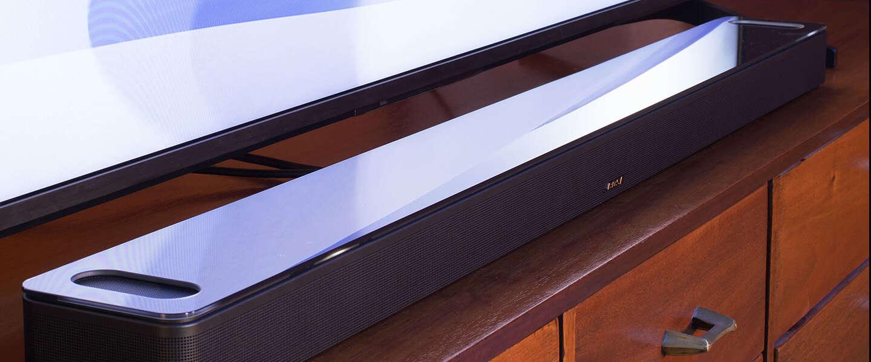 Bose komt ook met een Dolby Atmos-soundbar: Smart Soundbar 900