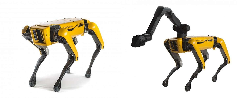 Spot is de eerste commerciële robot van Boston Dynamics