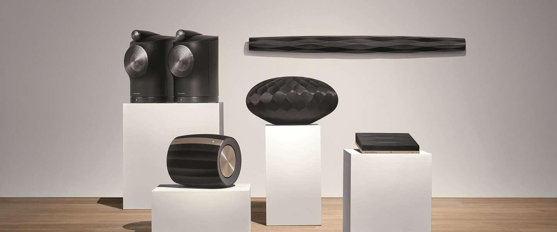 Bowers & Wilkins komt met nieuwe draadloze geluidslijn
