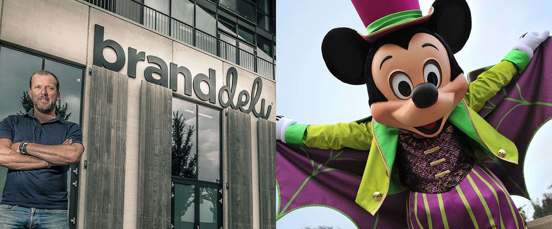 Disney en BrandDeli slaan handen ineen