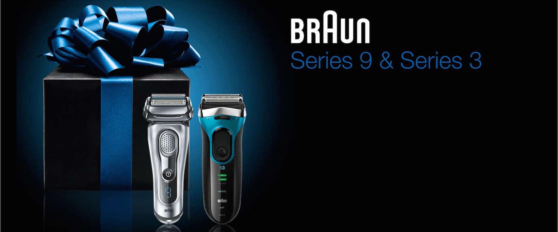 Winactie: maak kans op scheerapparaten van Braun!